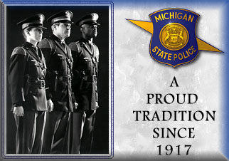 Link to Michigan State Police web site.